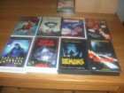 Demons 1+2, Darkness, Black Past, Yakuza´s  UNCUT Sammlung!