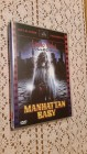 Manhattan Baby DVD von Astro Blaurücken wie neu