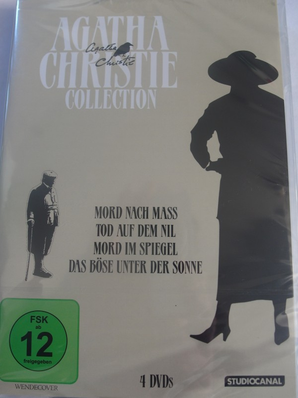 Agatha Christie Sammlung - Tod auf dem Nil - Mord nach Mass