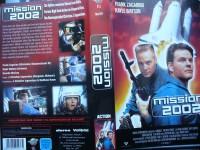 Mission 2002 ... Frank Zagarino, Kayle Watson  ... VHS !!!