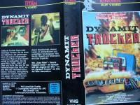 Dynamit Trucker ...  Dennis Hopper ... VHS !!!