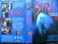 Sins - Mörderische Vergebung ... David Keith ... VHS !!!