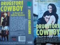 Drugstore Cowboy ...  Matt Dillon, Kelly Lynch ... VHS !!!