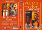 Voodoo Passion - Ruf der blonden Göttin - große Hartbox