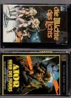 VHS Duo Ator Herr des Feuers und Die Mächte des Lichts EAs