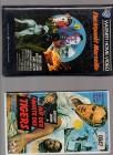 VHS Duo Auf der Fährte des Tigers und Fluchtpunkt Marseille
