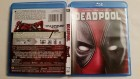 Blu-Ray ** Deadpool *Uncut*US*Codefree*Action-Kracher*RAR*