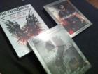EXPENDABLES 1-3 (Steelbook / Einzel-Edition) (Uncut) Holo!