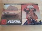 Texas Chainsaw Massacre - Steelbooks + The Benning - BluRay