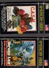 VHS Duo Bruce Lee Sein tödliches Erbe und C.A.S.H. EAs rar