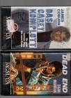 VHS Duo MGM Das Carey Komplott und Dead End rar