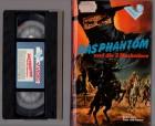 VHS Das Phantom und die 3 Musketiere Vestron Rarität