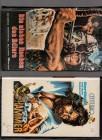 VHS Duo Der Hammer und Die sieben Rachen des Adlers Rar