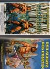 VHS Der Schatz des Piraten und Die Barbaren Fantasy Rarität
