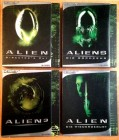 DVD - Alien 1,2,3,4 - Century³ Cinedition - Uncut