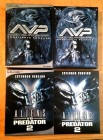 DVD - Alien vs Predator 1+2 - Century³ Cinedition - Uncut