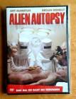 DVD Alien Autopsy- Uncut