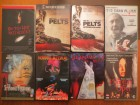 Argento Sammlung 8 DVDs Inferno,Pelts,Stendhal,Sect,Card P.