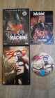 DVDs: Death Machine + 300