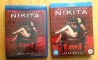 BR Nikita - Season 1 incl. Schuber - Uncut