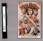 VHS King Athur The Young War Lord VMP Einleger ultra selten