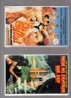 VHS Reise ins Zentrum der Zeit und Eis am Stiel 5 VMP Rar