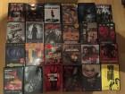 Sammlung mit über 100 Filmen auf 100 DVDs