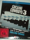 Cocaine Cowboys 3 - Blu Ray - neu