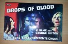 DROPS OF BLOOD * X-Rated * Giallo * große Hartbox