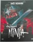 Die 1000 Augen der Ninja - Mediabook - Cover A