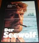 Der Seewolf - Plakat A1 - Raimund Harmstorf W. Staudte