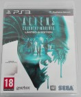 ALIENS Colonial Marines - Limited Edition - PS3 - Uncut
