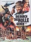 Die durch die Hölle gehen (uncut) Mediabook Blu-ray B (N)