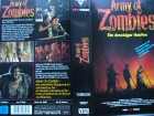 Army of Zombies - Ein dreckiger Haufen ... Horror -  VHS !!