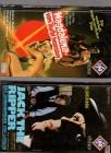 VHS UFA Jack the Ripper und Magdalena- vom Teufel besessen