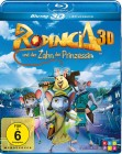 Rodencia und der Zahn der Prinzessin 3D [Blu-Ray] Neuware in
