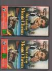 VHS VPS Der Graf von Monte Christo Teil 1+2 ultra selten