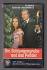 VHS VPS Einleger Die Schlangengrube und das Pendel Chr. Lee