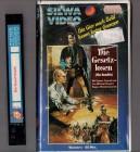 VHS Silwa Die Gesetzlosen blaues Cover sehr rar Peter Graves