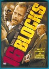 16 Blocks DVD Bruce Willis NEUWERTIG