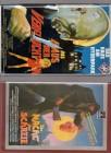 VHS Duo Die Nacht der Schreie und Das Haus der Verfluchten