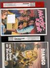 VHS Django und die Bande der Bluthunde und Mörder-Klinik rar
