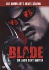 DVD Blade - Die Jagd geht weiter/Komplette Staffel/Uncut
