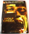 Wolf Creek | unrated Version | 84 | 2-Disc Edition | NEU !