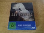 Blu Ray Steelbook San Andreas