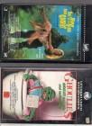 VHS Ghoules und Das Ding aus dem Sumpf EA selten