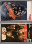 VHS Halloween 3 und Schizophren 2 EAs Horror Raritäten