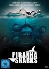 Piranha Sharks (DVD)