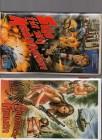 VHS Mörderische Frauen und Solo für zwei Maschinengewehre