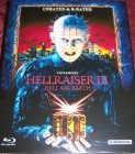 Hellraiser III 3 - Hell on Earth Unrated + R-Rated Blu-ray D